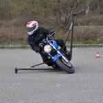Schräglagentraining Kawasaki